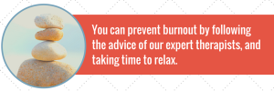 Copy of Five techniques to stop burnout in its (2)