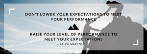 Performance meets Expectations